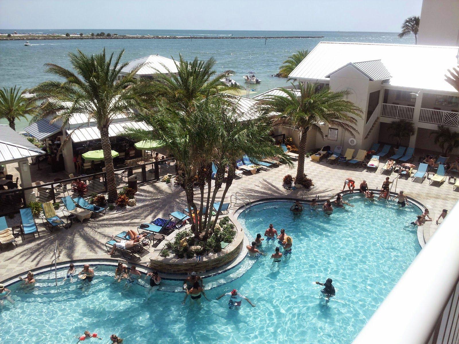 Clearwater Beach Florida Shepard' Resort Fun