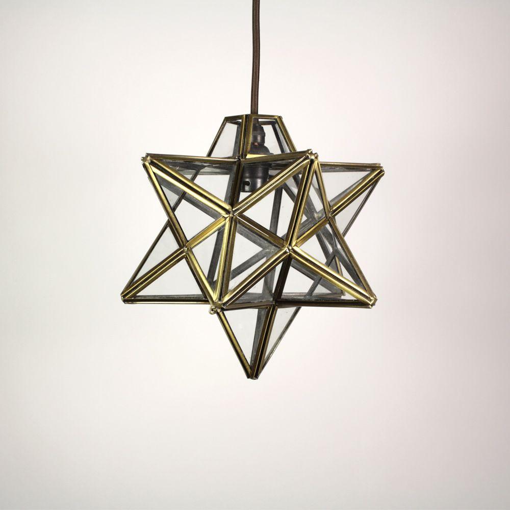 Star pendants from ruby watts dinning room lighting ideas