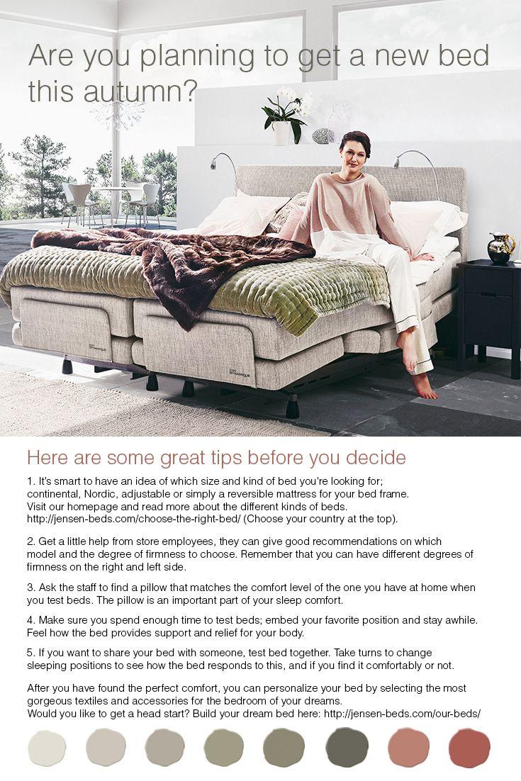 Pin By Guru Mebeles On Jensen Beds Bed Frame Mattress Norwegian