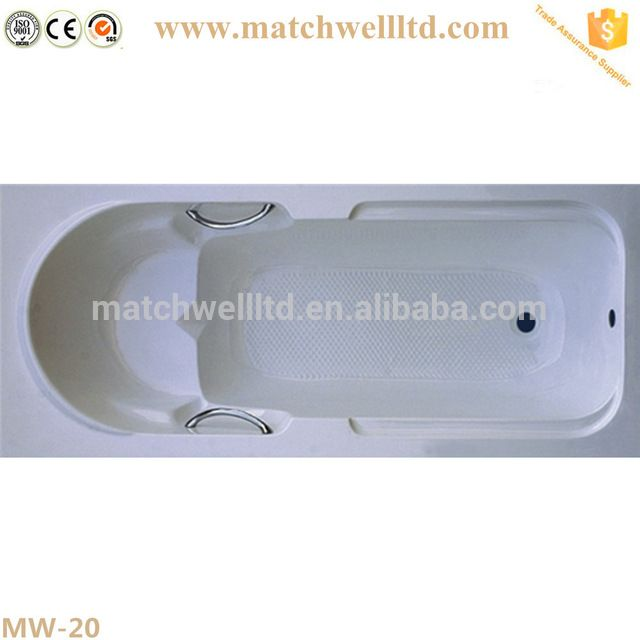 Source Cheap Portable Square Plastic Bathtub For Adults With Seat On  M.alibaba.com