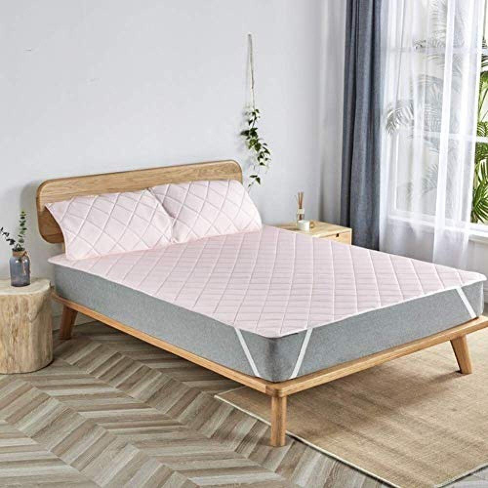HEWEI Summer Sleeping Mattress Topper Cool Breathable