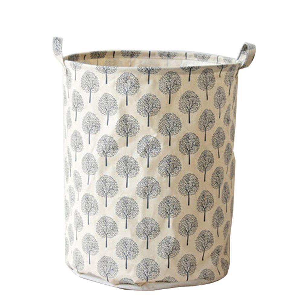 Pauwer Large Nursery Hamper Storage Basket 17 3x13 7 Fabric Kids