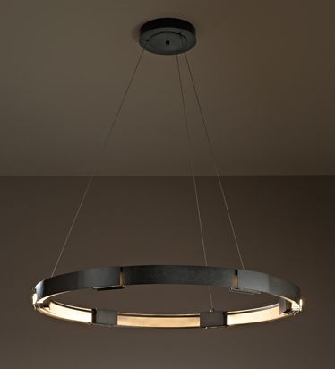 From hubbardton forge modern american blacksmiths large fixture item number 138589