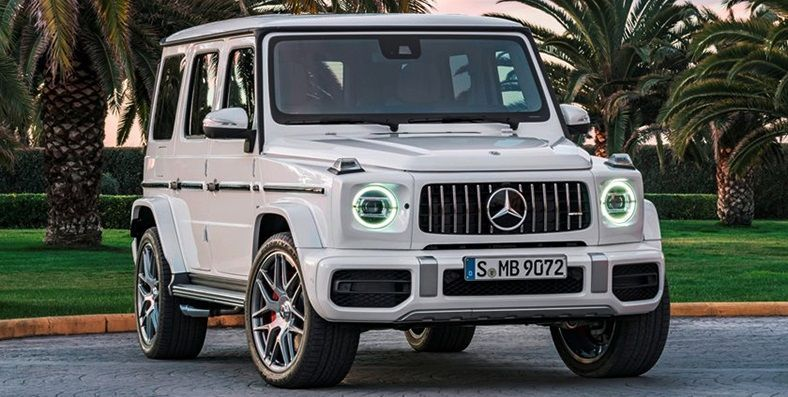 Car Review 2020 Mercedes Amg G63 In 2020 With Images Mercedes