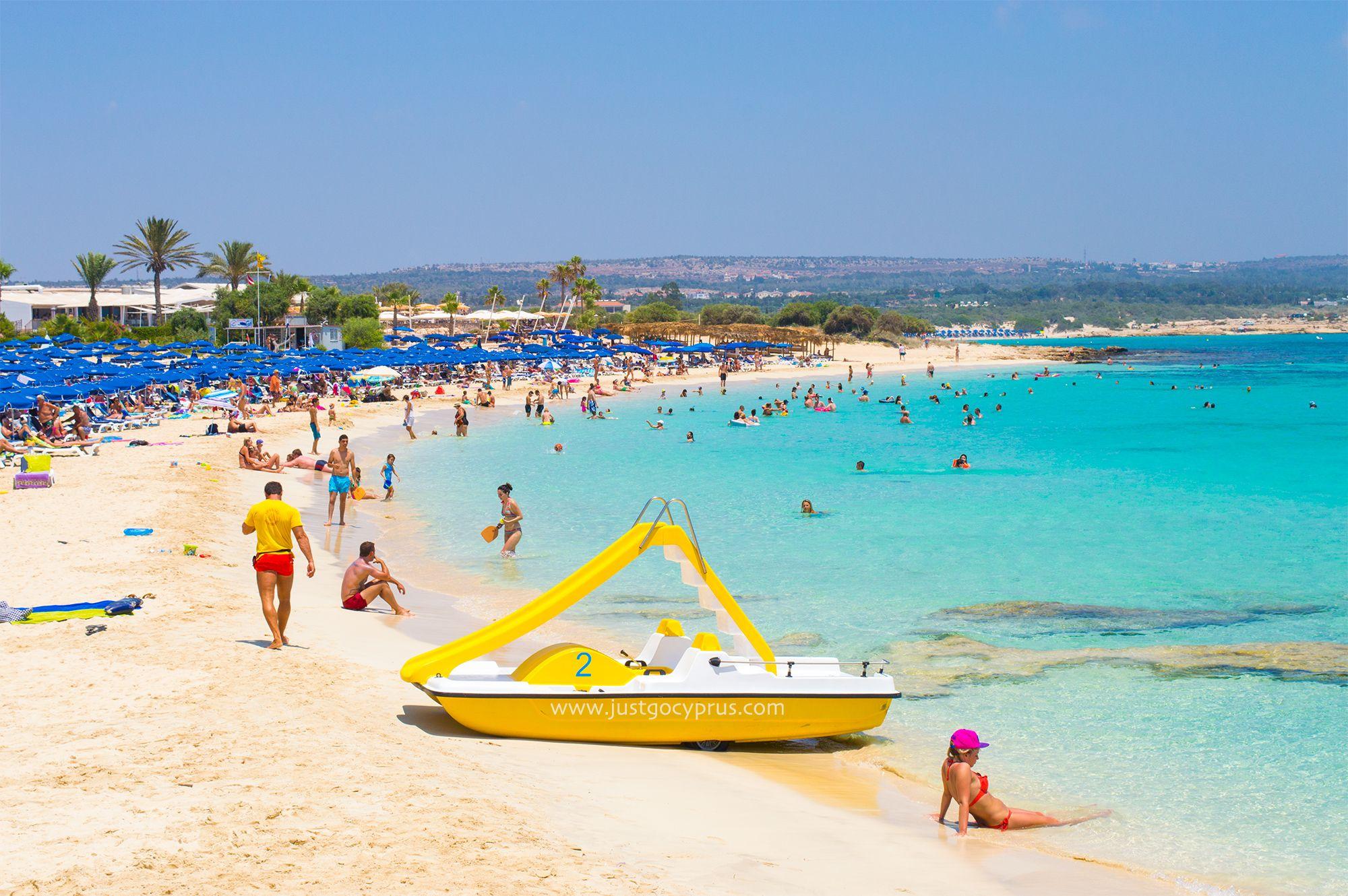 Makronissos Beach In Ayia Napa, Cyprus  Resor-8998