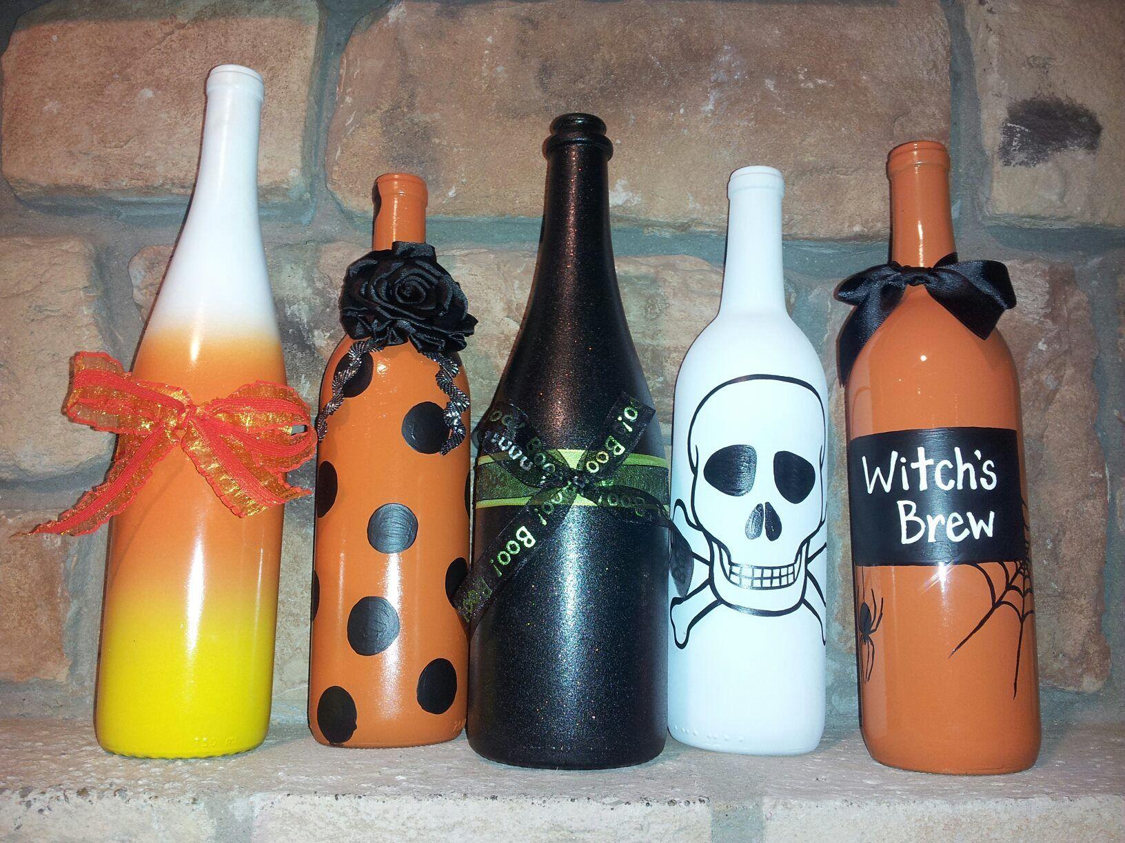 Best Paint To Paint Glass Bottles