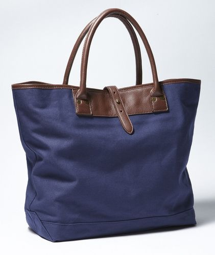 Canvas Day Tote