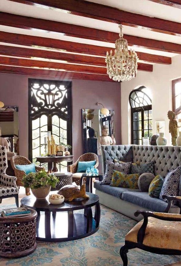 Buddha Zen Living Room | Inside The Home | Pinterest