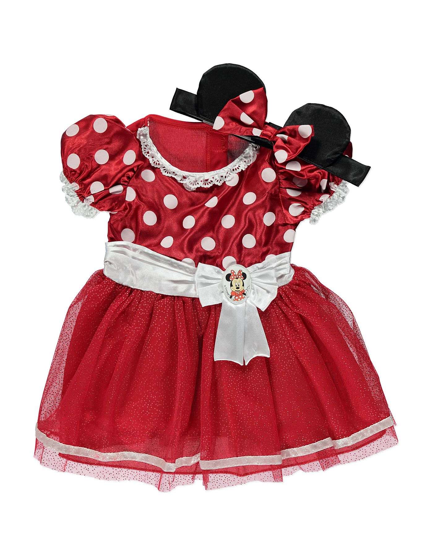 Baby Minnie Mouse Fancy Dress | Baby | George at ASDA | george ...