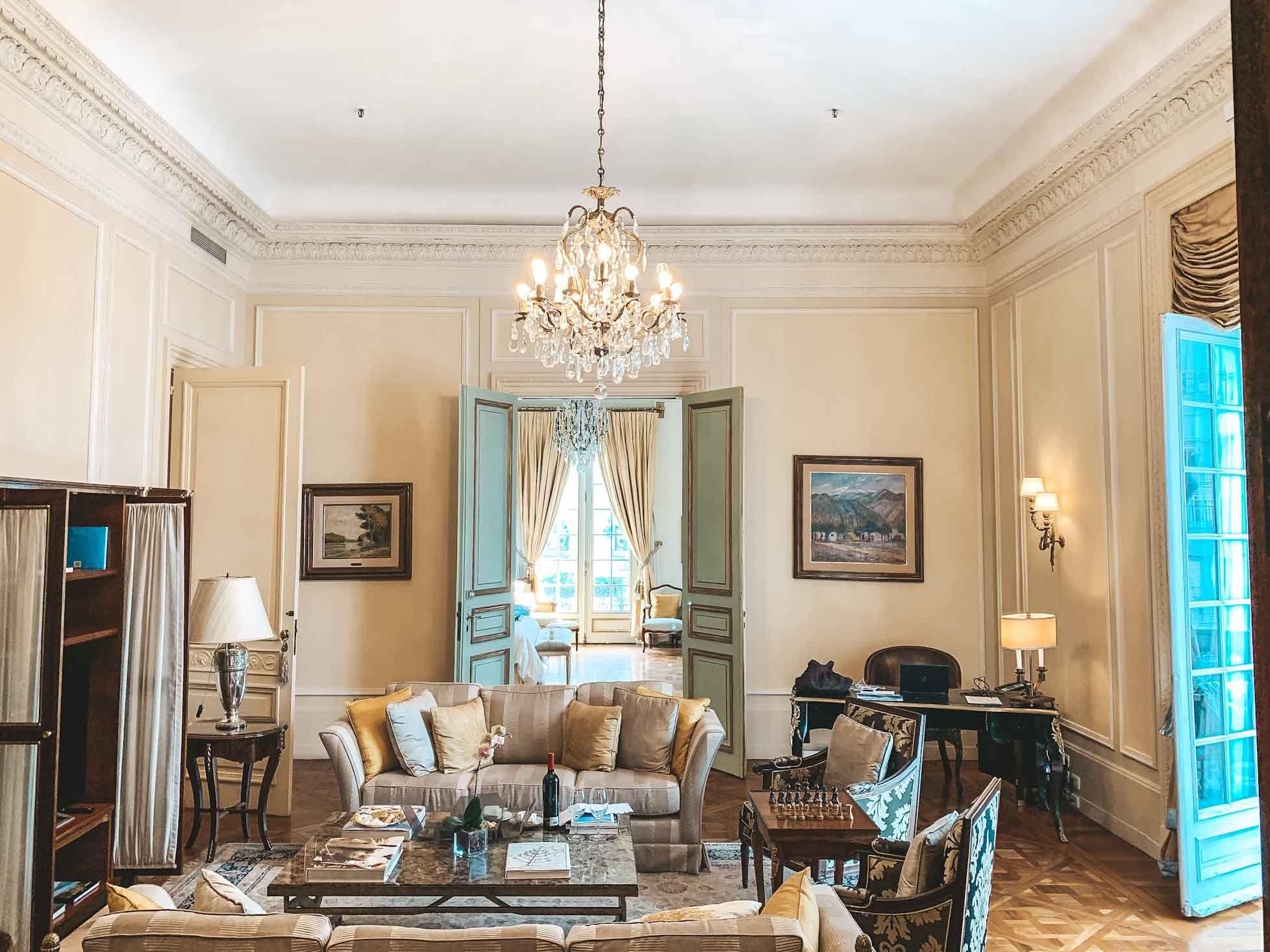 Four Seasons Buenos Aires o melhor hotel da capital