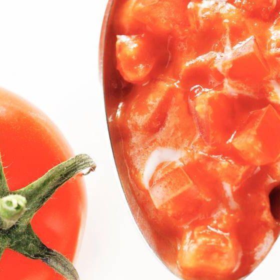 Sos śmietanowo-pomidorowy      #przepisy #przepis #zdrowejedzenie #jedzenie #zdrowejedzenie #food #instafood #foodpic #foodporn #instarecipes