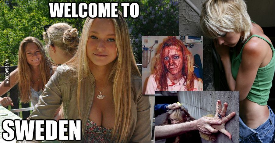 Image result for islamic invasion of sweden