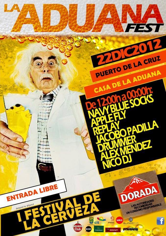 La Aduana Fest @Puerto de la Cruz