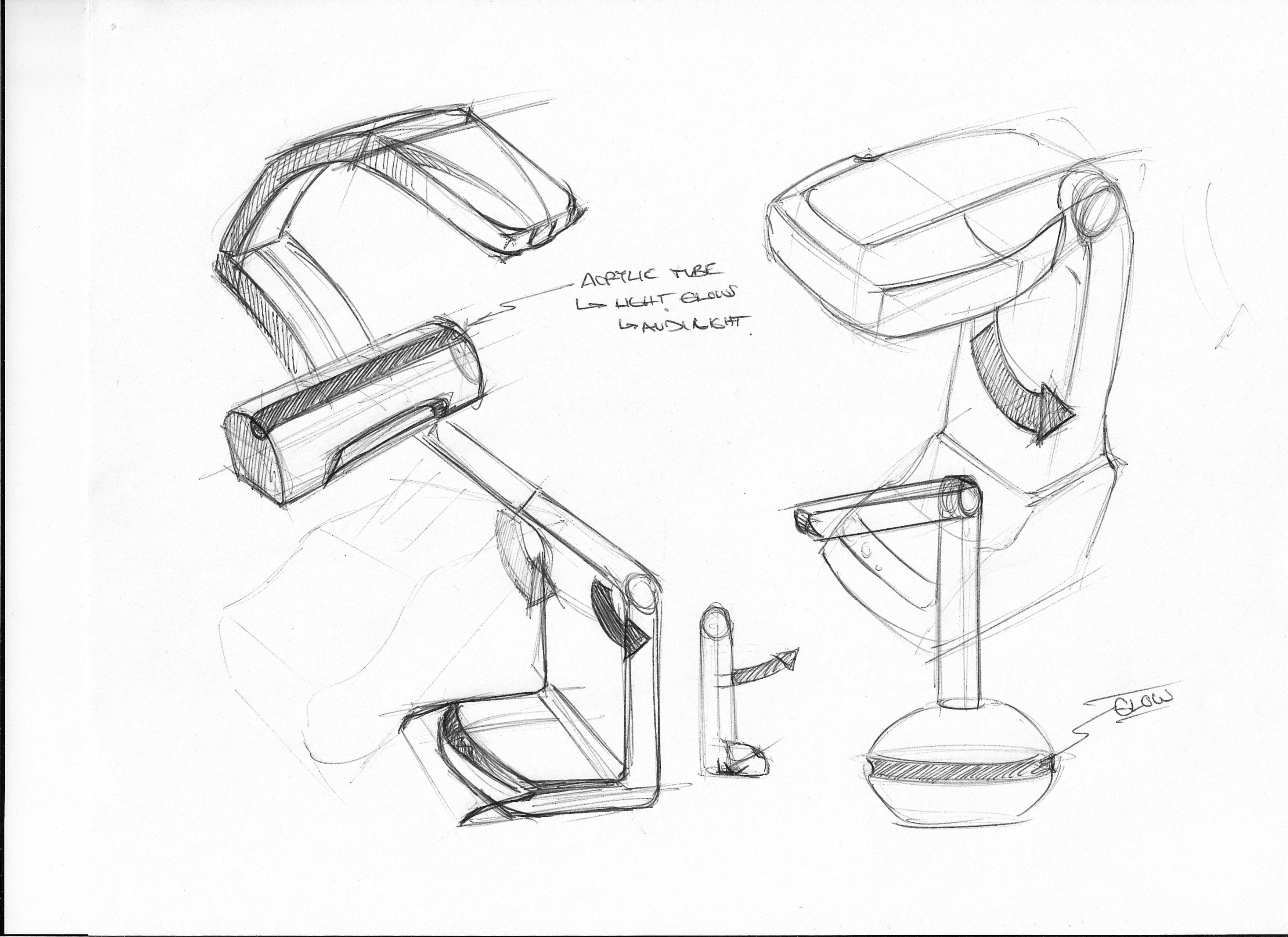 Desk Lamp Mechanism Drawing Google Search Galley Kitchen Design Designs To Draw Cool House Designs