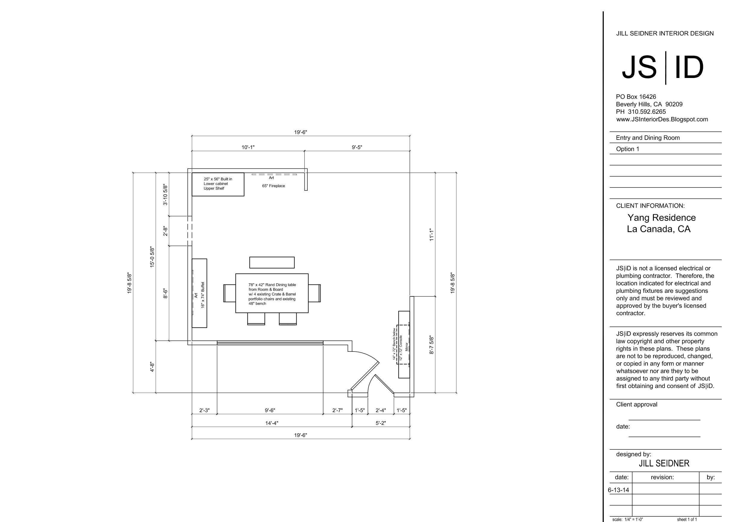 Lacanadaflintridge Ca Residence Entry  Dining Room Furniture Unique Dining Room Floor Plans Review