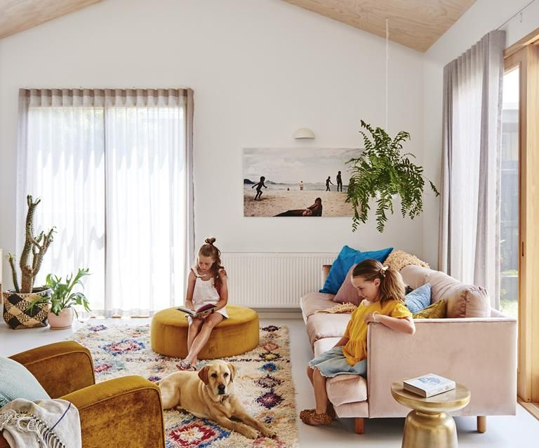 Interior stylist emma   meara  colourful home with bold ideas design also rh pinterest