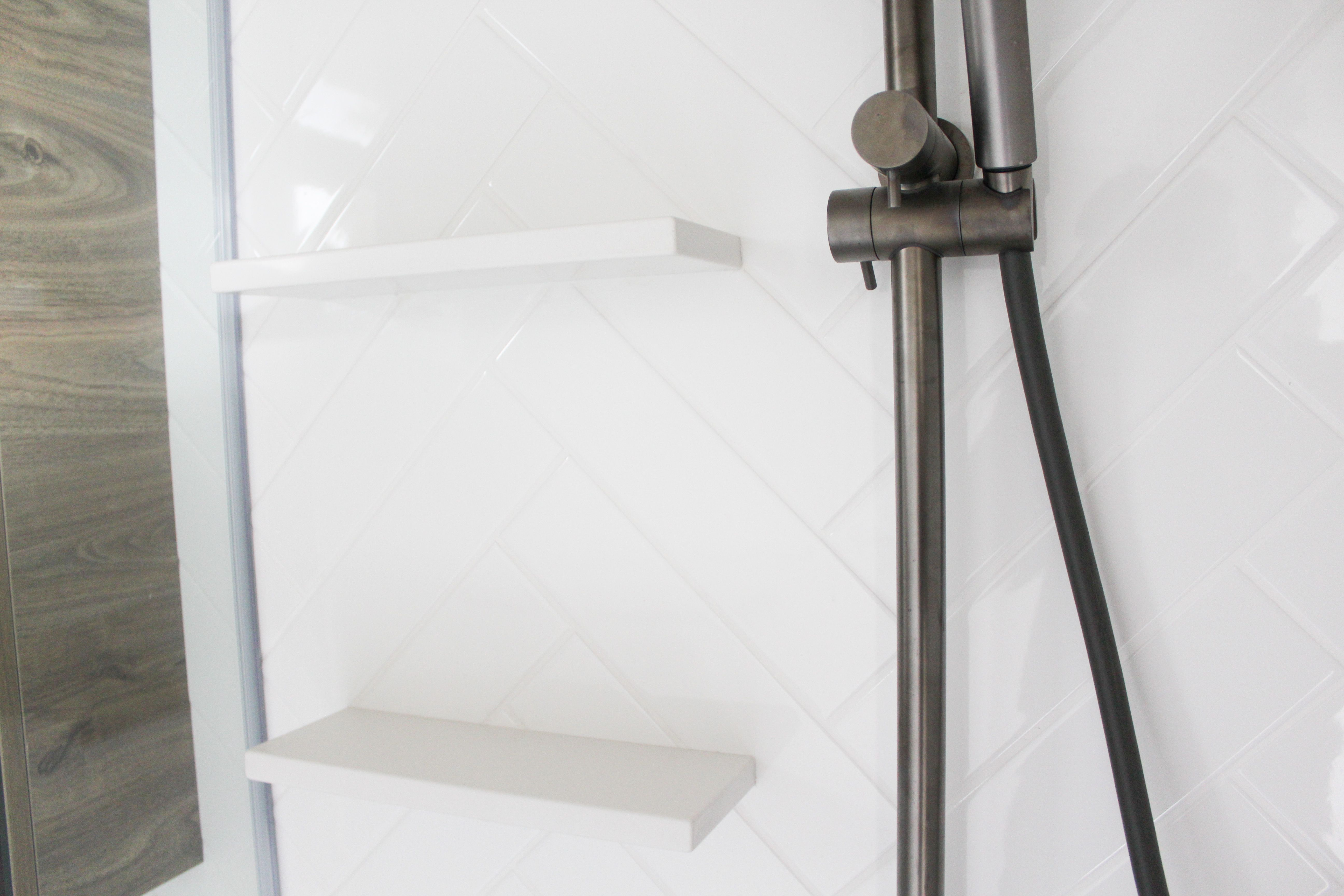 Stone Shower Shelves Stone Shower Shelf Shower Shelf Bathroom