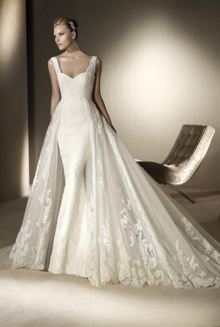 San Patrick Wedding Dresses