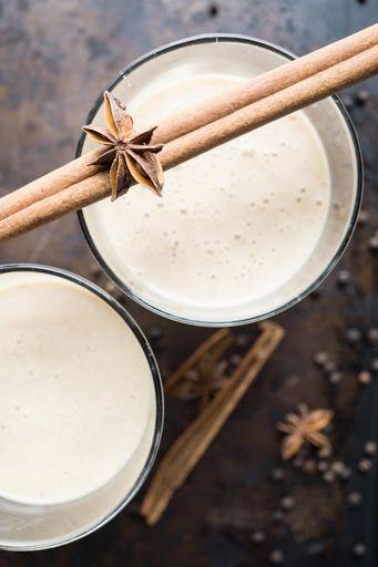 Vanilla Chai Latte Smoothie