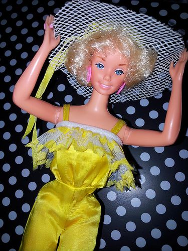 Pretty Changes Barbie 1978