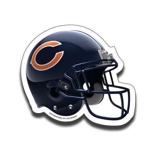 NFL Chicago Bears Football Helmet Design Mouse Pad by Rico. $12.22. NFL Football Helmet Design Mouse Pad. Save 39% Off!