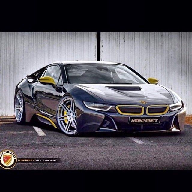 "Tiwaworks: ""#BMW #i8 —i Can Just Hear The Engine"