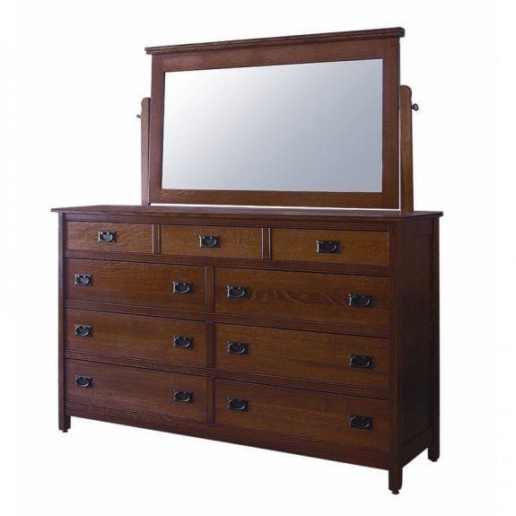 Attrayant Tall Dresser | Mission Dressers | Clear Creek Amish Furniture