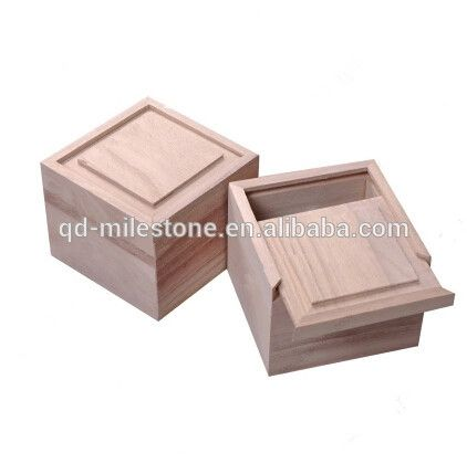Small Wooden Gift Boxes With Sliding Lid Photo Detailed About Small