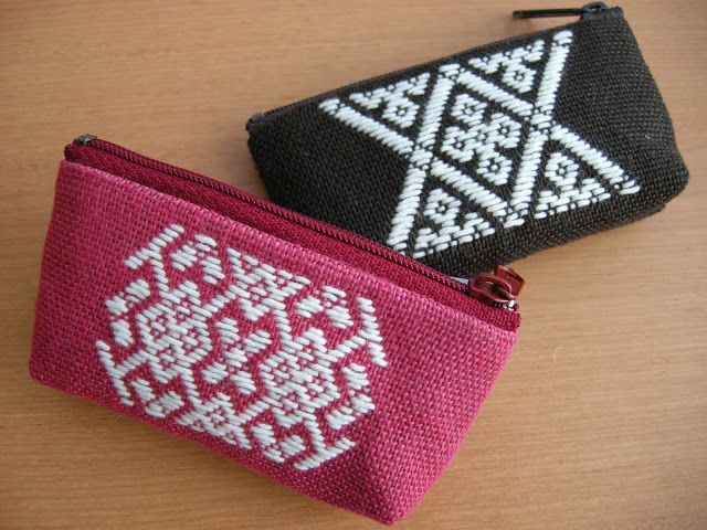 Queenie's Needlework: Kogin 2 - The Pride of Hirosaki