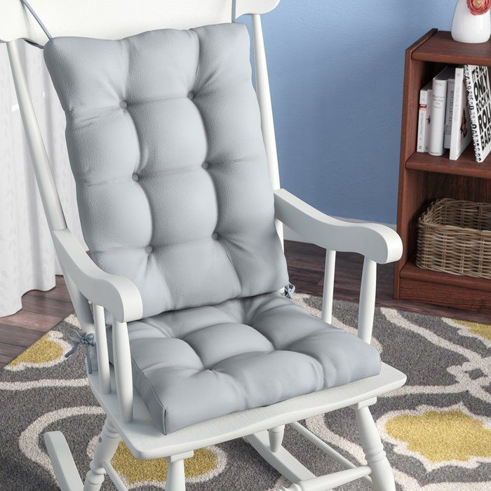 2 Piece Indoor Rocking Chair Cushion Rocking Chair Nursery Rocking Chair Cushions Rocking Chair Makeover