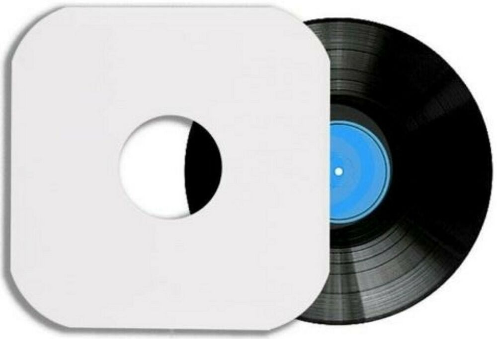 50 Pack Lp Vinyl Record Album Rounded Inner Sleeves White Paper 12 Inch 33 Rpm Capcollectiblescom In 2020 Vinyl Records Vinyl Record Album Lp Vinyl