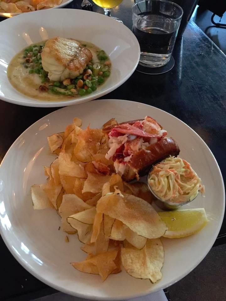 Boston Row 24 Seafood Restaurant Review Https Clandthecity 34 Machusetts
