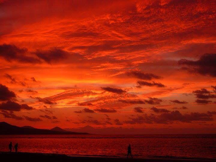 Playa de Las Canteras #QueBuenoVivirEnCanarias @grancanariavisit