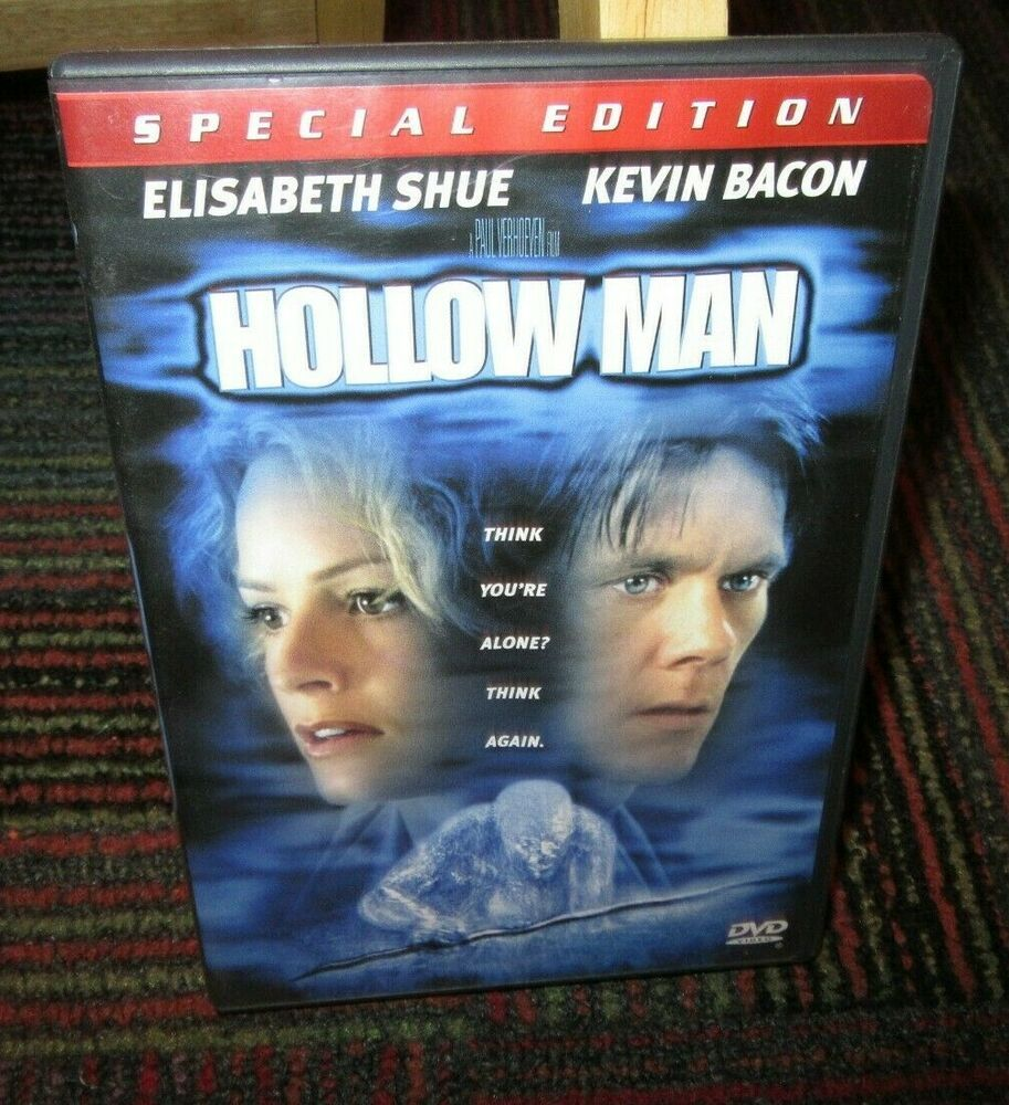 Hollow Man Special Edition Dvd Movie Kevin Bacon