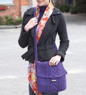 Purple Purse Pattern