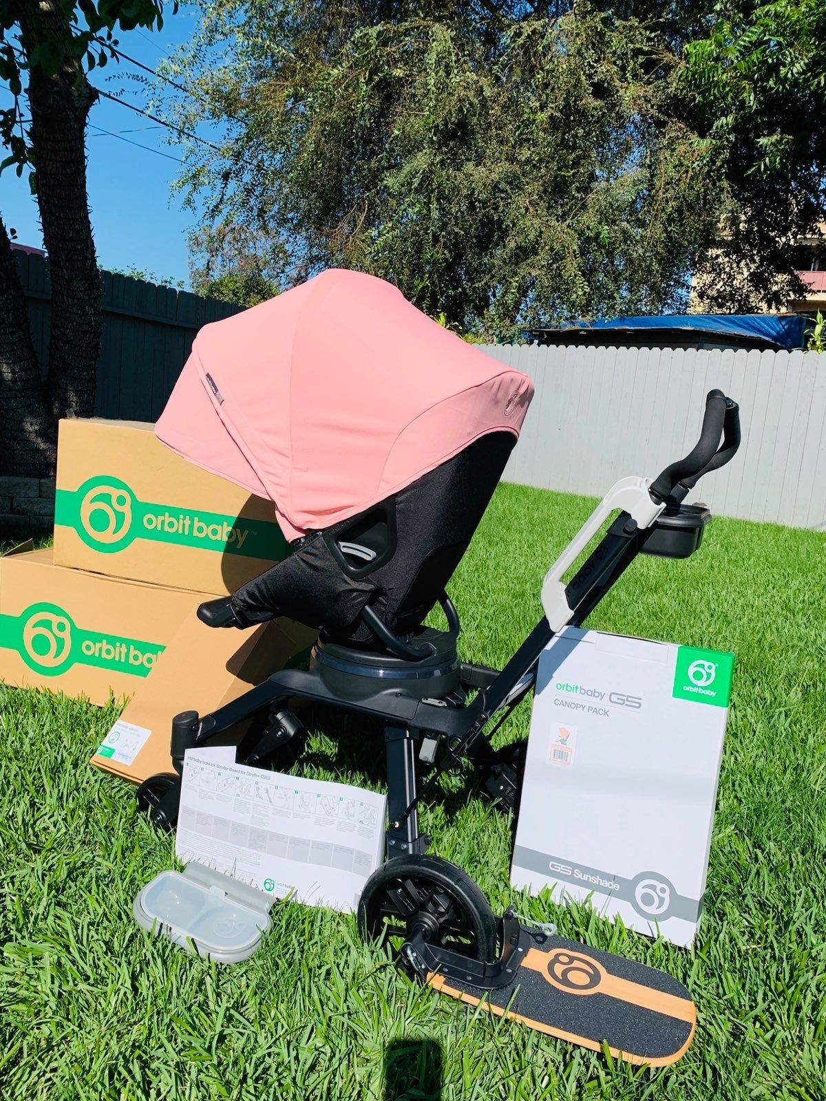Pin on Orbit Baby Travel systems
