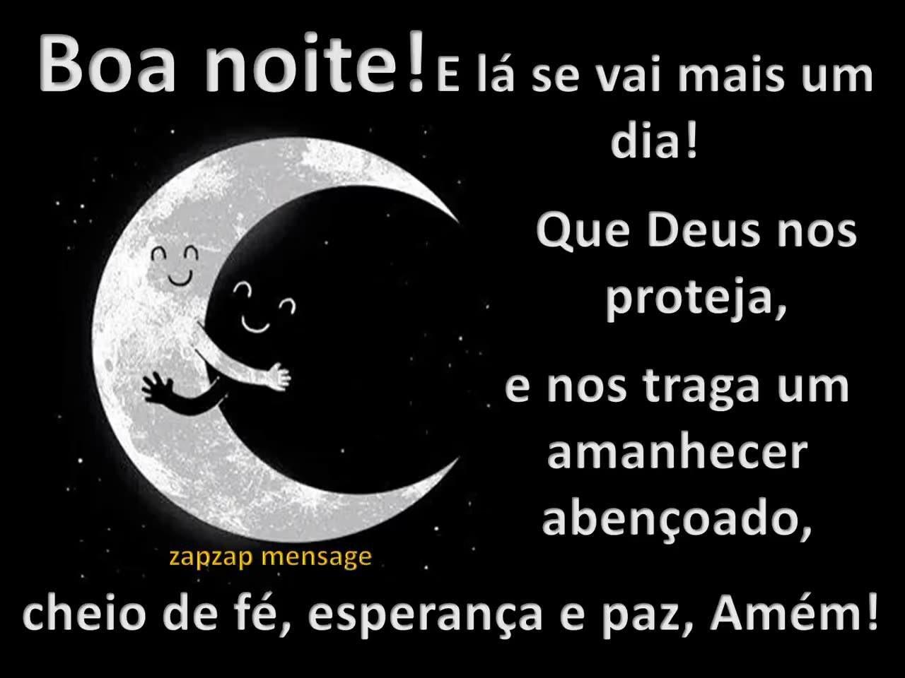 Mensagem De Boa Noite Para Amigos Boa Noite Que Deus Nos Proteja