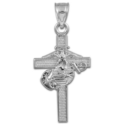 USMC Emblem B2 Right Collar Gold /& Silver Pin