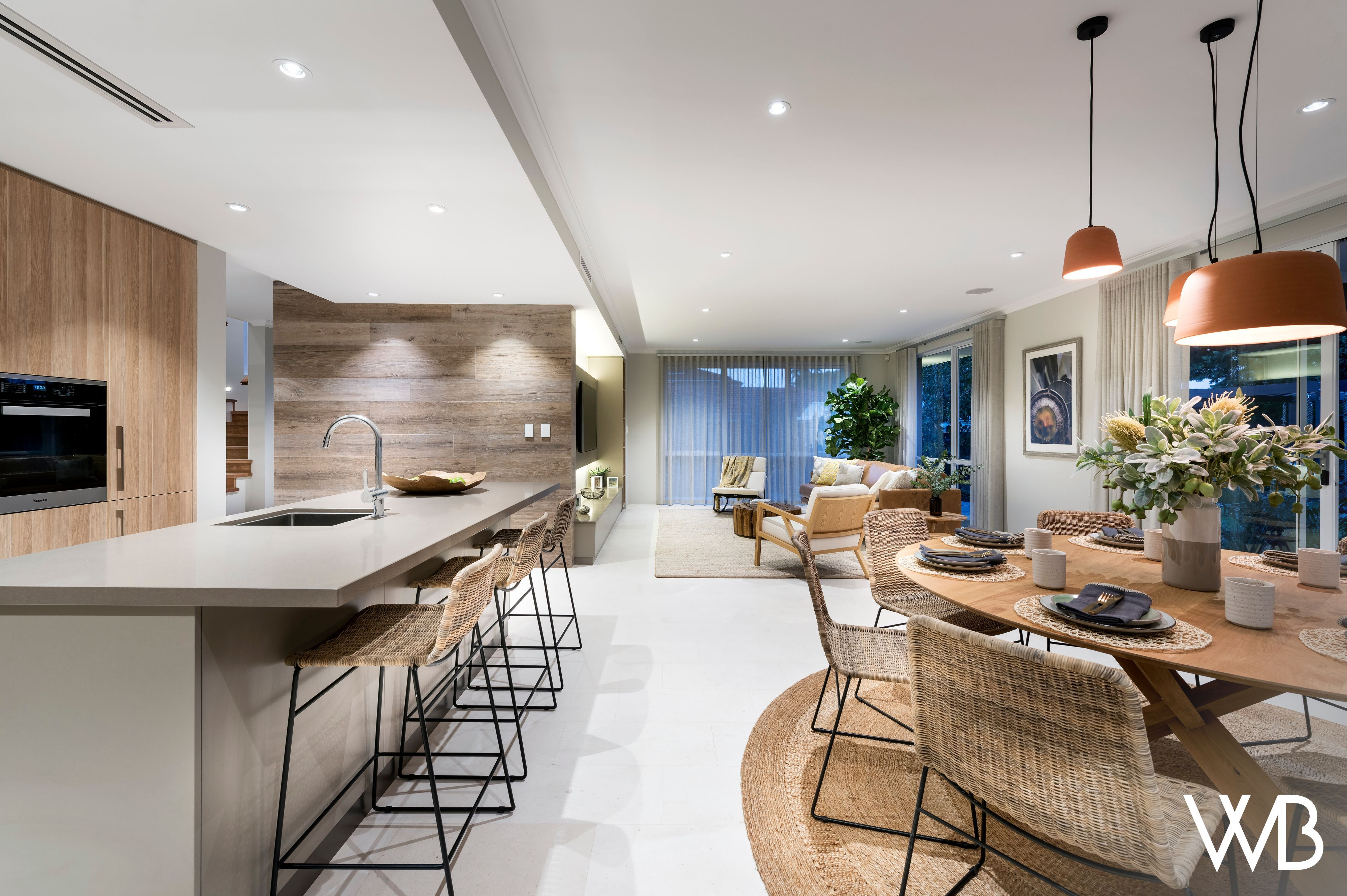 Stunning Kitchens Image By Webb Brown Neaves Modern Style