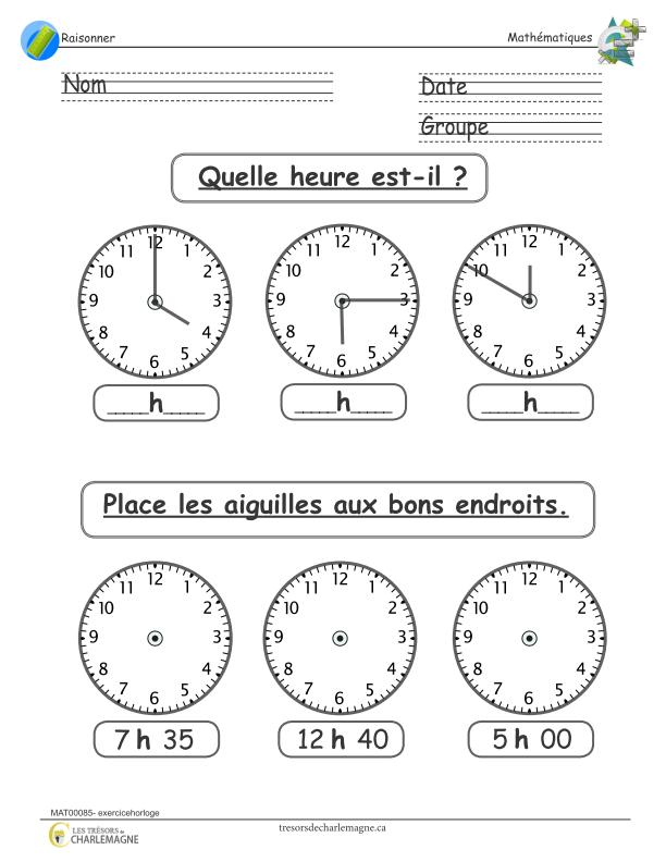 Exercice 2e Annee Primaire Recherche Google French Flashcards Teaching French Math Books
