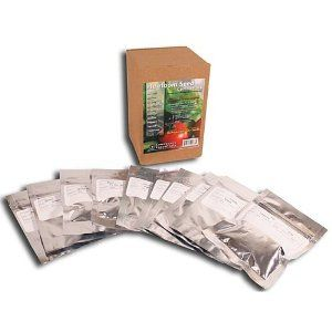 Heirloom Seed Combo Pack