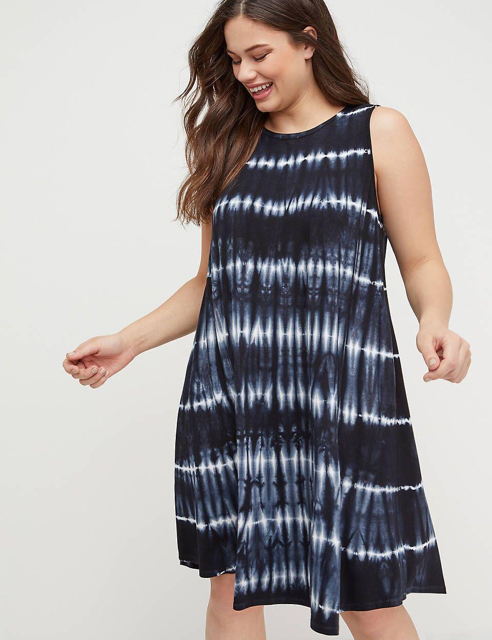 Tie Dye Sleeveless Swing Dress Dress Sleeveless Swing Dress Swing Dress Summer Swing Dresses [ 1248 x 960 Pixel ]