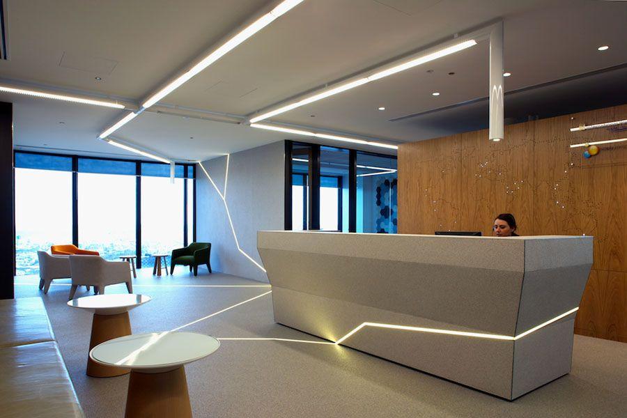 Inspirations de design d intérieur pour la réception de votre