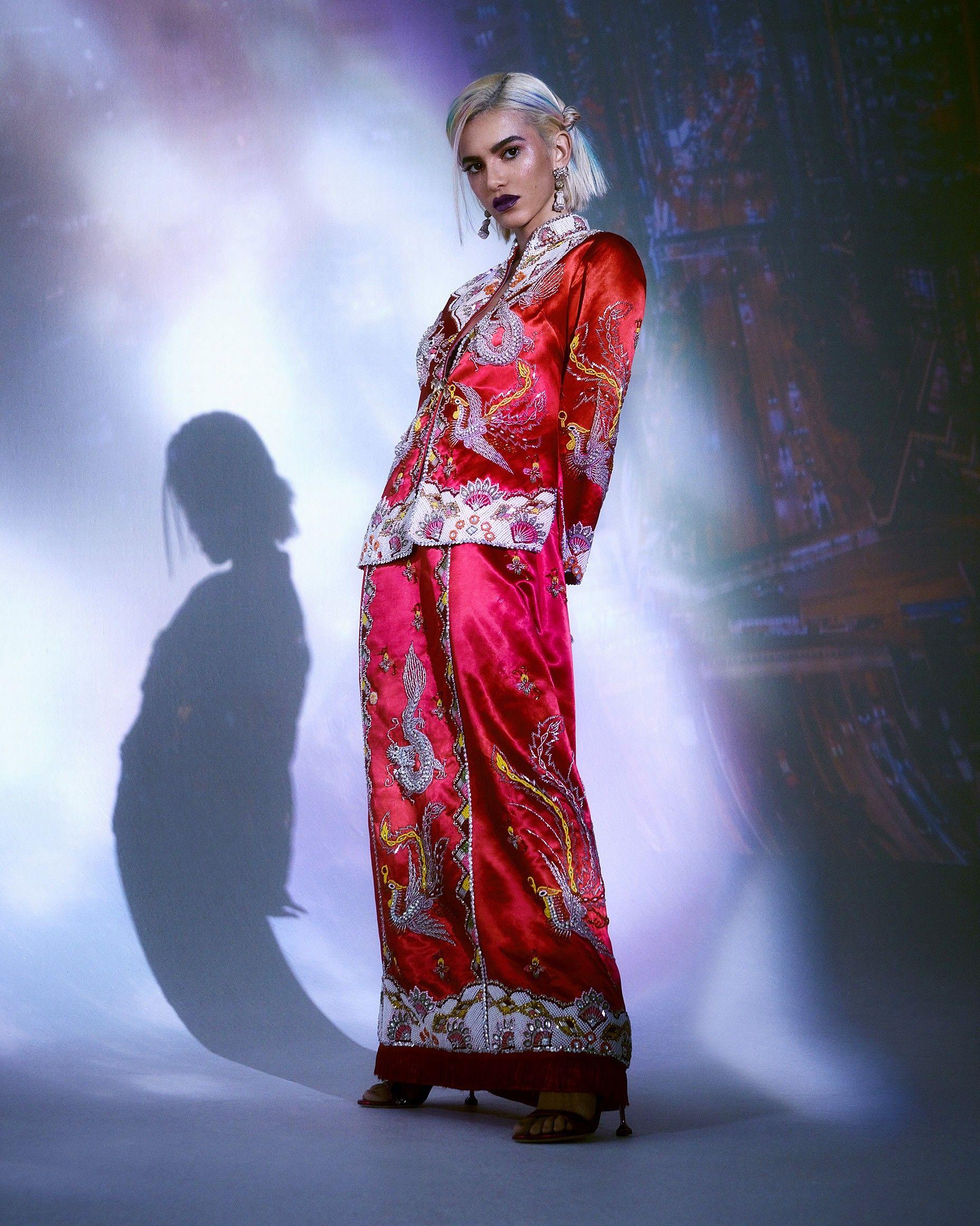 Manu Gavassi Usa Look Inspirado No Tiktok Para Apresentar Mtv Miaw Manu Gavassi Ideias Fashion Looks