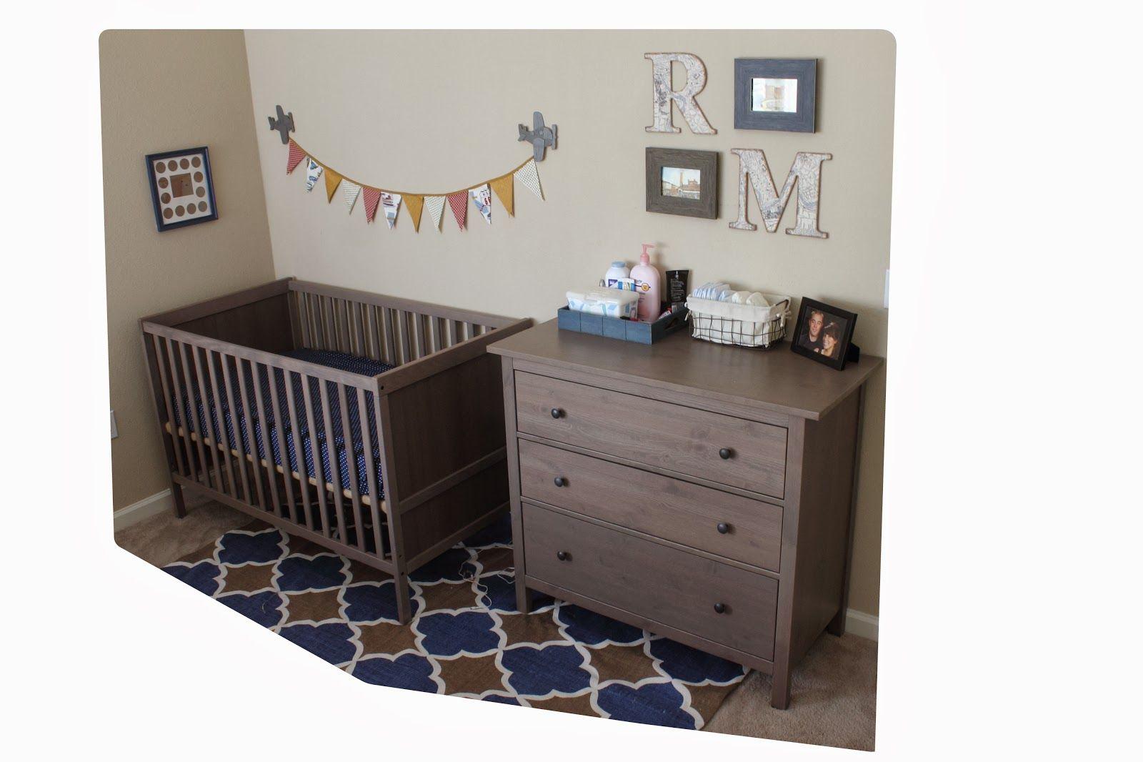 Ikea babyzimmer ~ Little boys nursery. little mans cozy little nook. travel theme