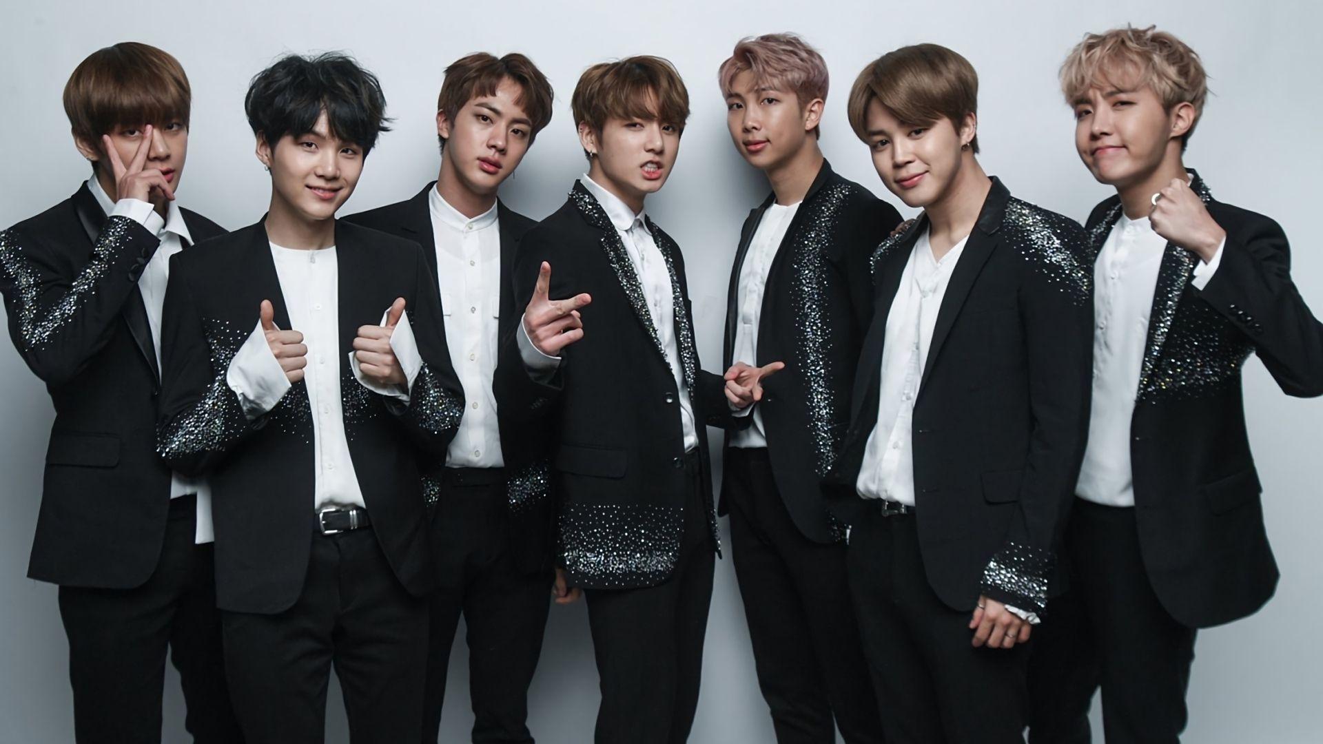 BTS Members KPop Wallpaper Bts members