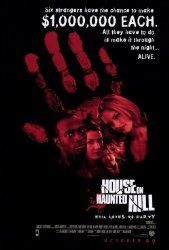 Watch House On Haunted Hill 1999 Online Free Putlocker