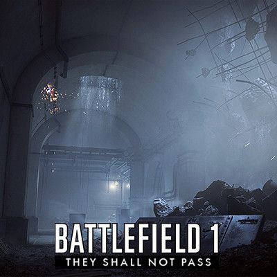 Battlefield 1 Fort De Vaux Oscar Johansson On Artstation At