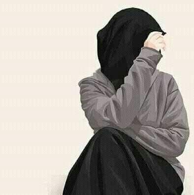 Pin Oleh Ac Di Hijab Ilustrasi Model Pakaian Wanita Pejuang Wanita