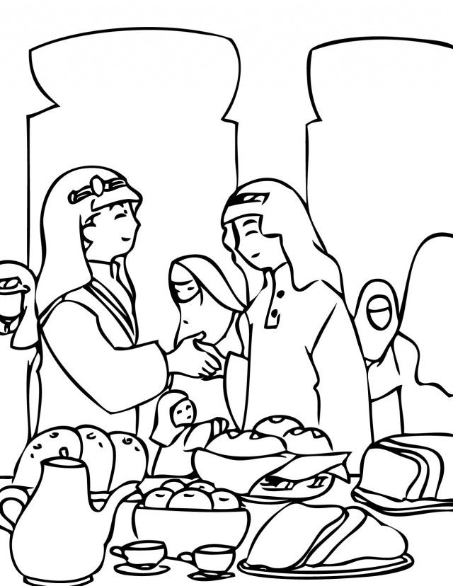Eid ul fitr coloring page handipoints ramadan kids for Ramadan coloring pages